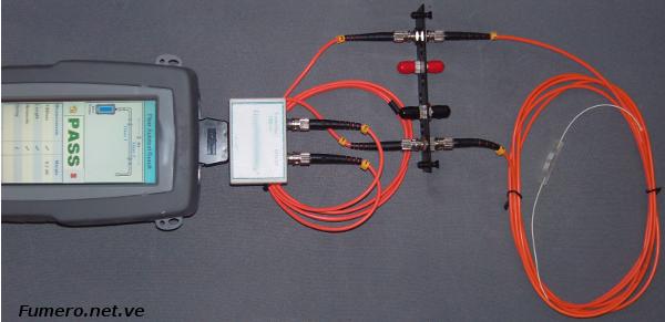 Certificación de PatchCord MM 62.5/125 con Con Empalme Mecánico