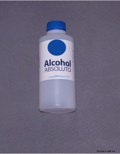 Alcohol Absoluto para Limpieza