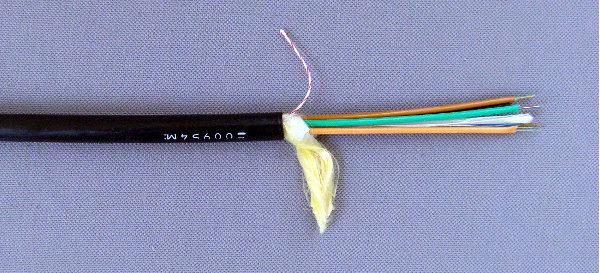 Cable Outdoor sin Gel
