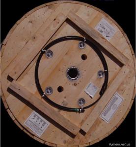 Extremo de Cable de Fibra ôptica para Medición de OTDR