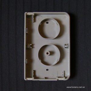 Caja de Conexiones Indoor, Abierta, (Parte 1)