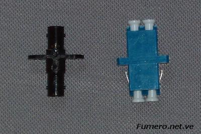 Acopladores para otros Conectores.