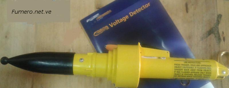 Medidor para Prueba Eléctricas en Postes.