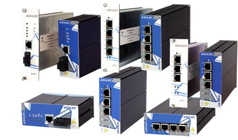 Interfaces Ethernet