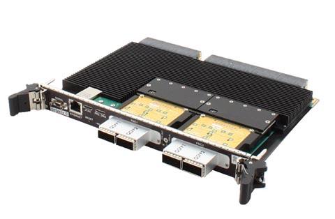 Módulo I/O de fibra con dieciséis canales