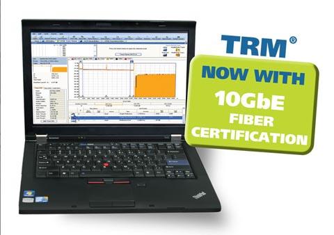 Herramienta de análisis para productos de inspección de fibra