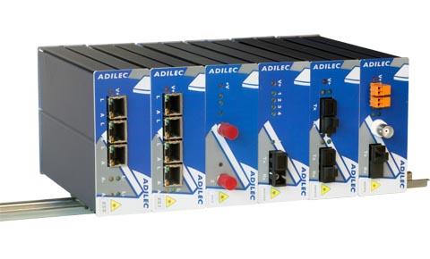 Sistemas compactos para comunicaciones por fibra óptica