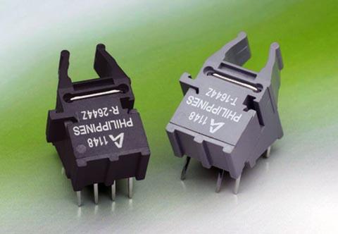 Transmisores y receptores a 50 MBd
