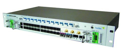 Switch Carrier Ethernet