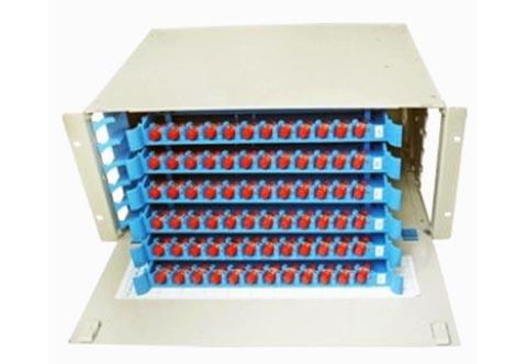 """Caja de distribución para rack de 19"""""""