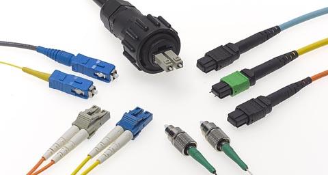 Conjuntos de cables ópticos QTL