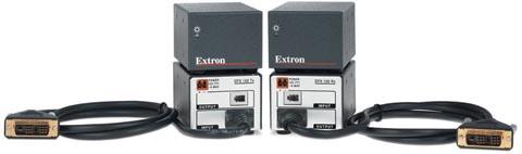 Extensor de fibra óptica DVI