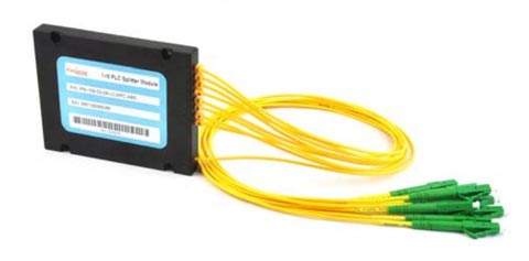 Módulo splitter PLC