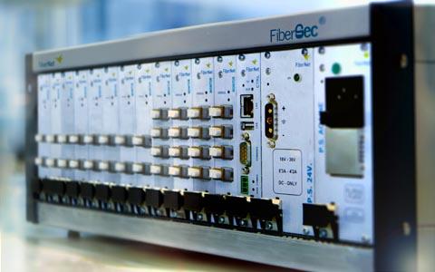Soluciones de monitorización y cifrado para redes de fibra óptica