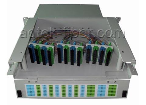 Cajas de distribución de fibra óptica