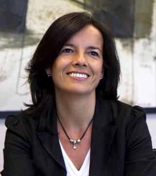 Esther Gómez, Directora General de Fibernet