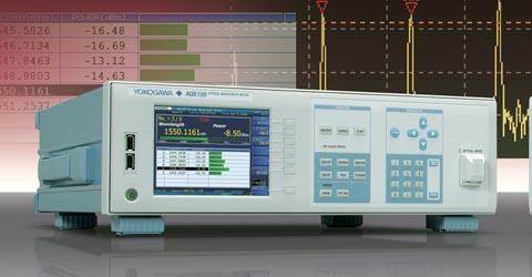Medidor de longitud de onda óptica de 1270 a 1650 nm
