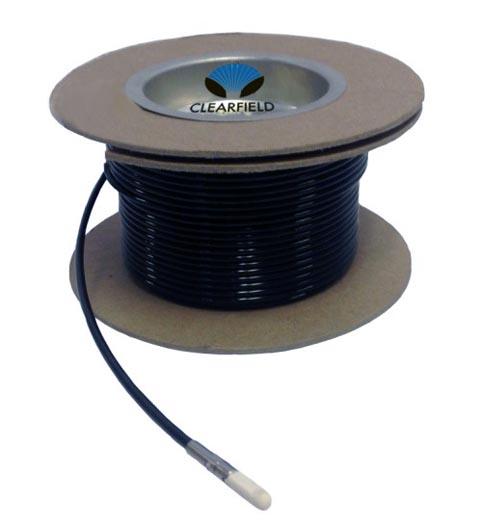 Sistema de protección de fibra óptica