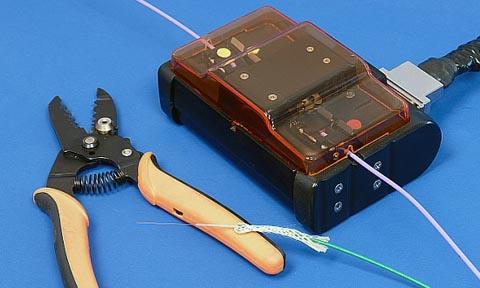 Fusionadora modular miniaturizada