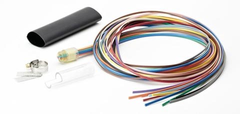 Kit breakout para cables ribbon