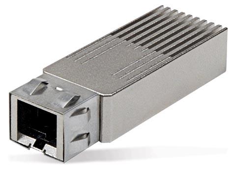 Módulos de fibra SFP para transmisión de vídeo 4K