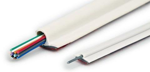 Soluciones de cableado y conexión para redes LAN ópticas pasivas
