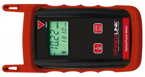 Medidor de potencia óptica de 65 dB