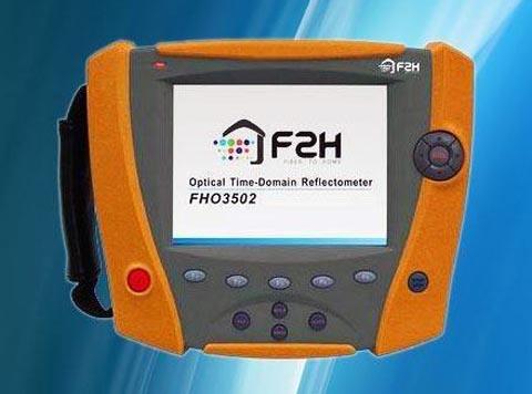 OTDR portátil para fibra mono y multimodo
