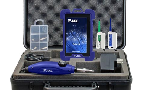 Soluciones para inspección automática de fibra