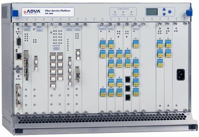 Transpondedor Fibre Channel a 16 Gbps