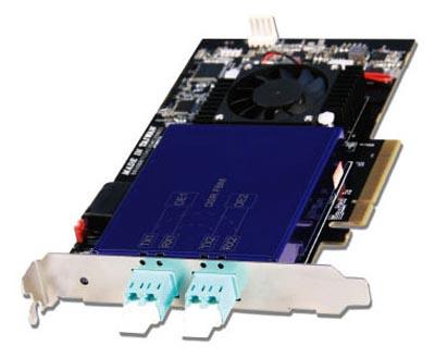 Adaptador de red SR SFP+ de puerto dual