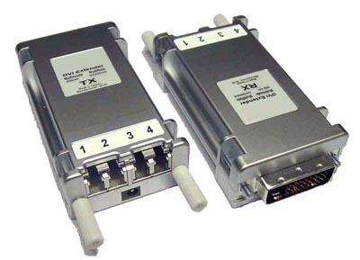 Conversores DVI, HDMI y 3D-SGI