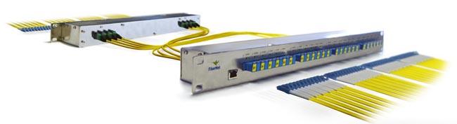 Nuevas tecnologías de fibra óptica