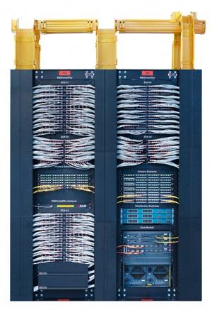 Sistema inteligente de gestión de redes
