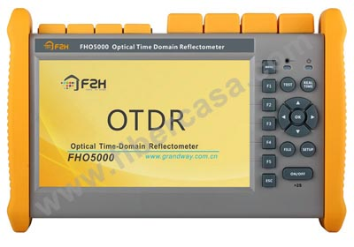 OTDR con longitud de onda dual