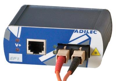 Conversor Fast Ethernet 10/100