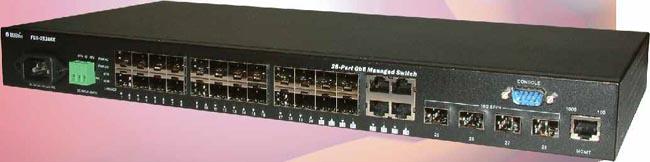 Switches con alta densidad de puertos