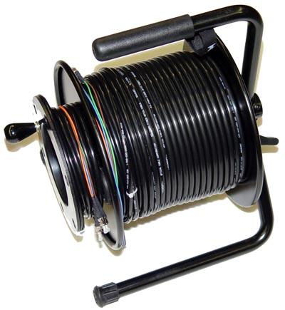 Cables de fibra óptica de Grado Militar