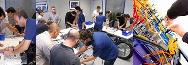 Curso de formación a instaladores de fibra óptica