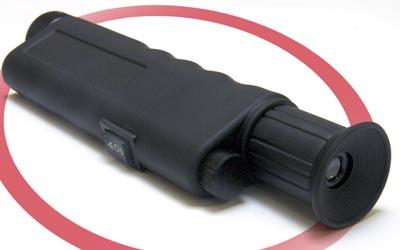 Microscopio óptico portátil para fibra óptica