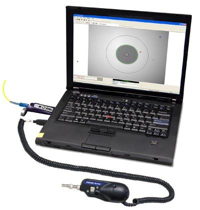 Analizador de antenas para RF y Fibra