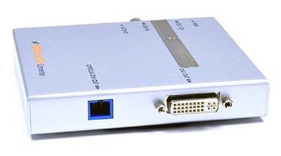 Convertidor y extensor 3G-SDI a DVI