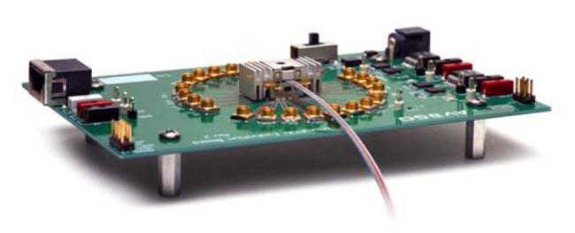 Kit de evaluación para módulos ópticos