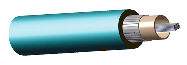 Cables planos de canalización