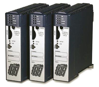 Módulos de comunicación Ethernet