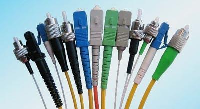 Conectores para fibra óptica