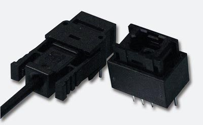 Módulos de transmisión por fibra óptica