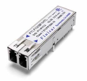 Transmisor en módulo SFF
