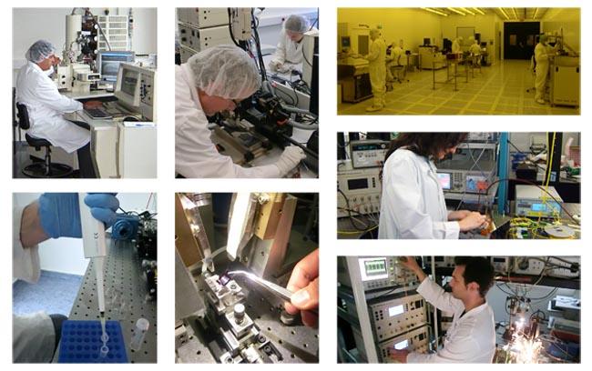 Tecnología fotónica