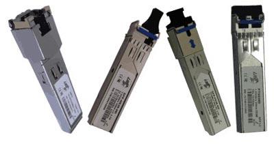 Módulos SFP Ethernet